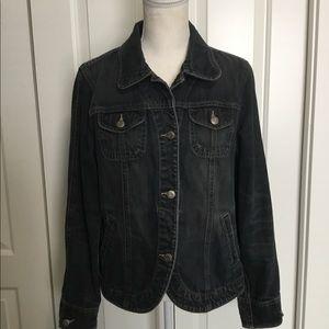 Old Navy Jackets & Coats - Dark Wash Old Navy denim jacket